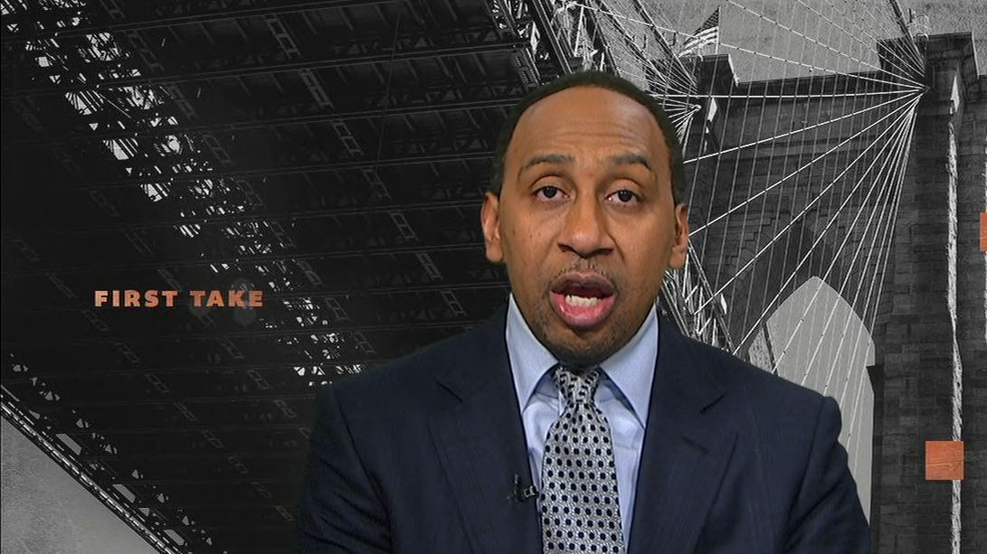 Stephen A.: Davis will need to demand trade to Lakers