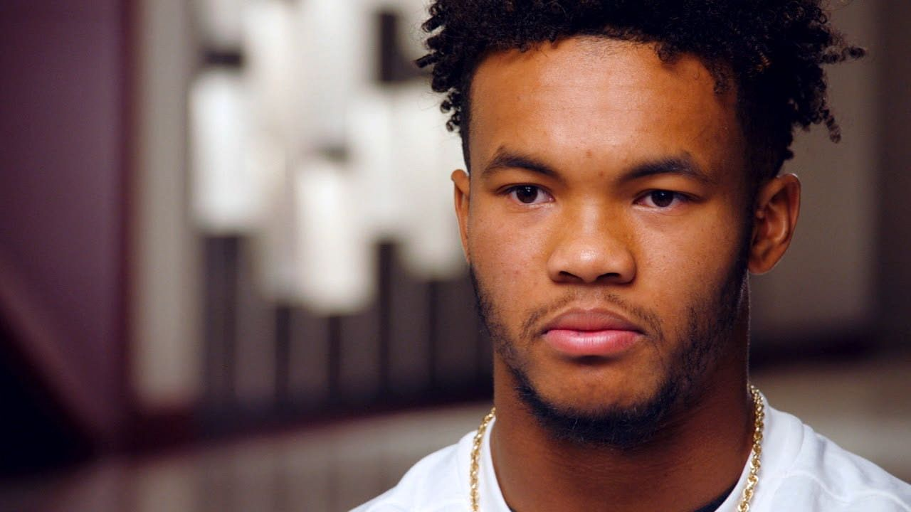 Kyler Murray's two-sport dilemma, in his own words
