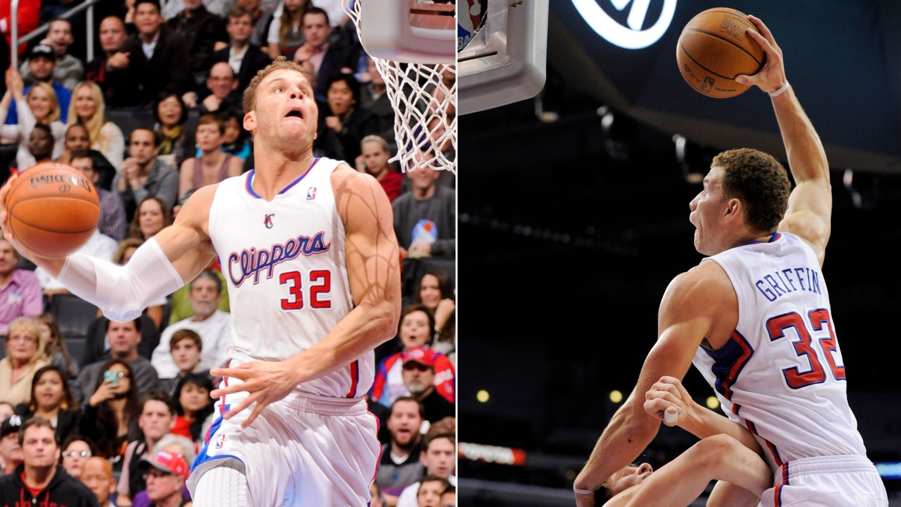 Blake's best plays as a Clipper