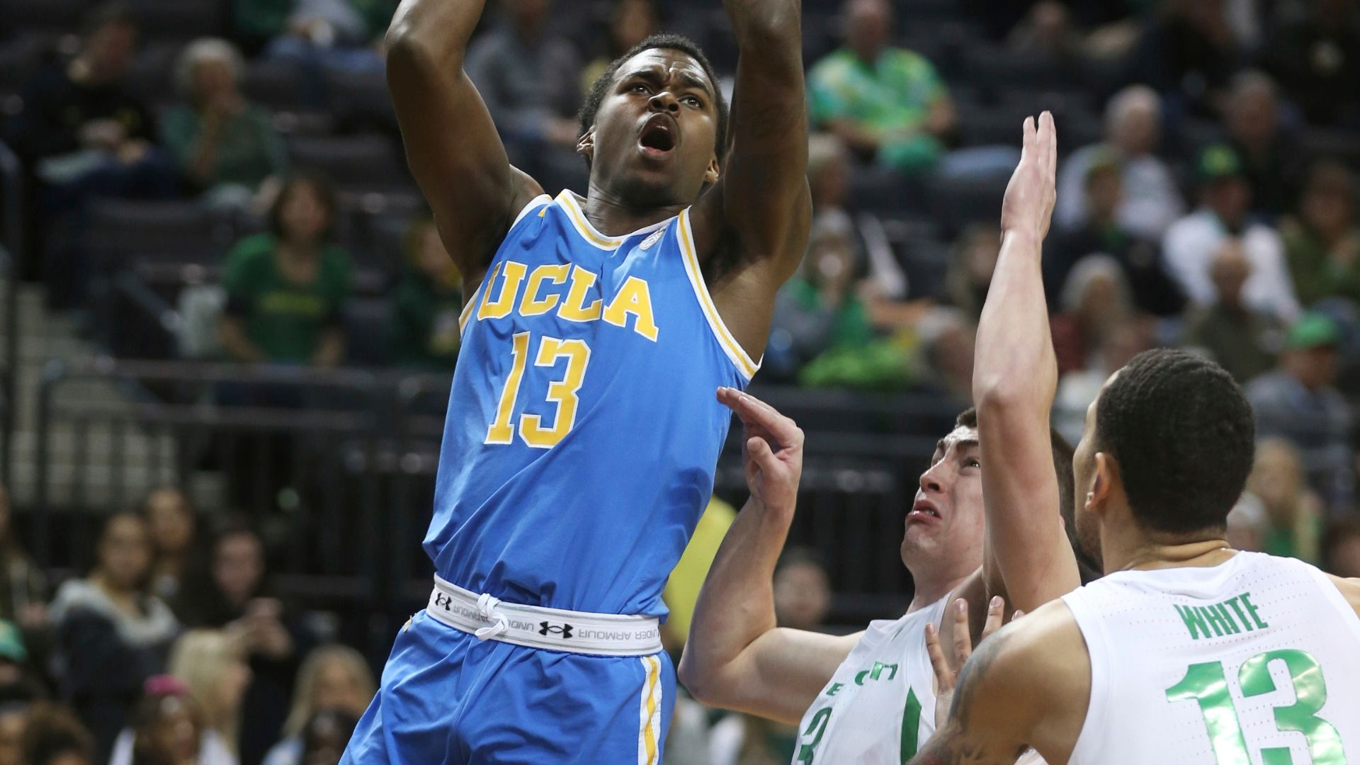 UCLA escapes 9-point deficit to stun Oregon in OT