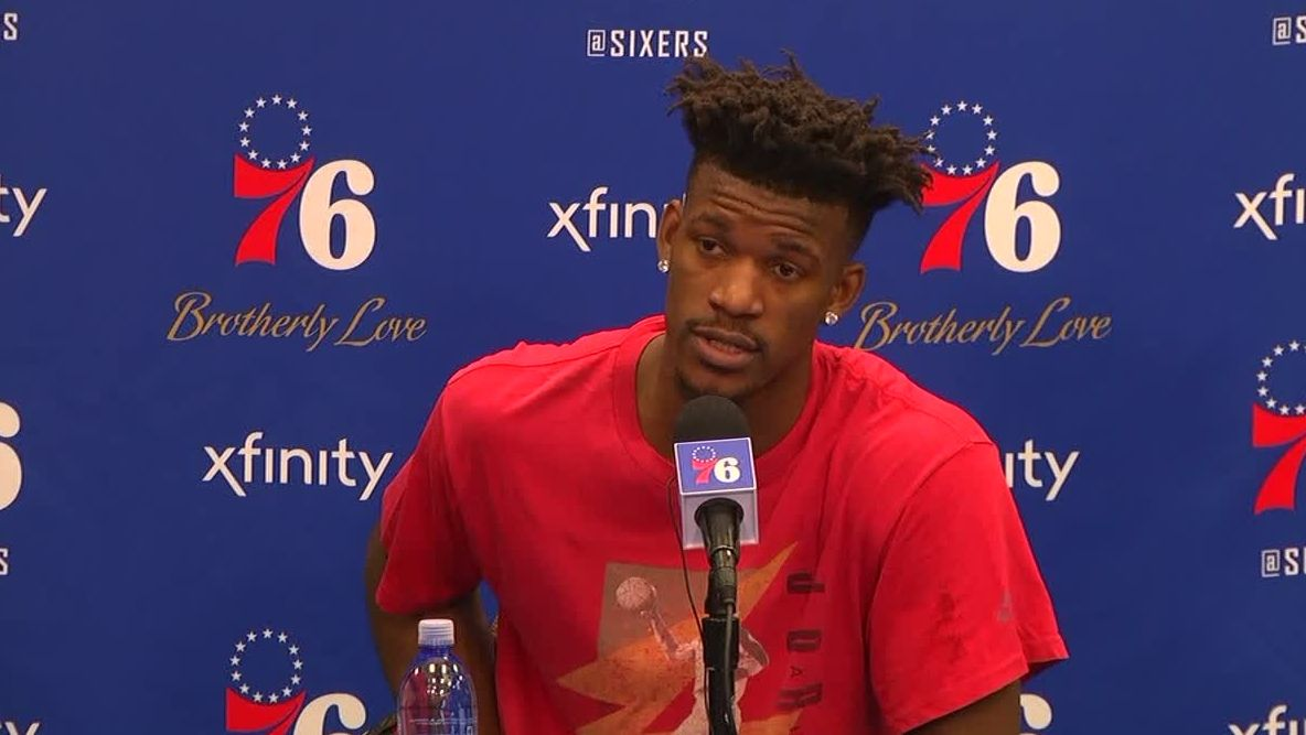 Butler on Timberwolves: 'I like the fact that we beat them'