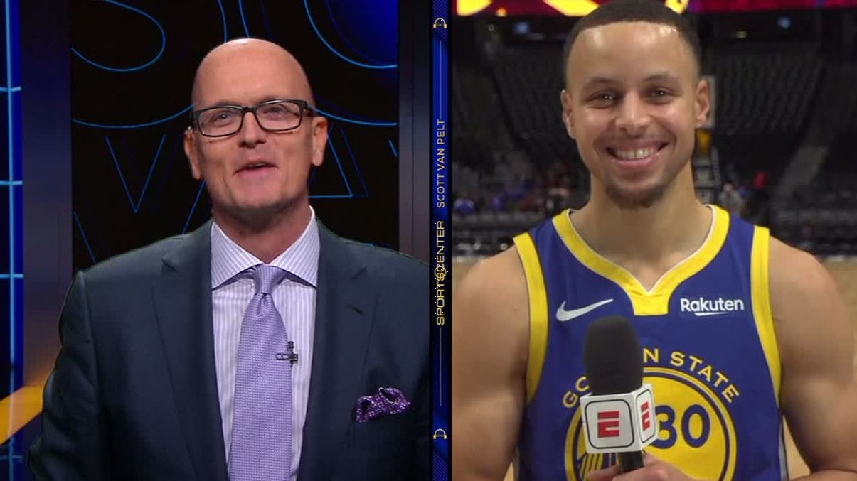 Curry jokes Klay is 'auditioning' for dunk contest