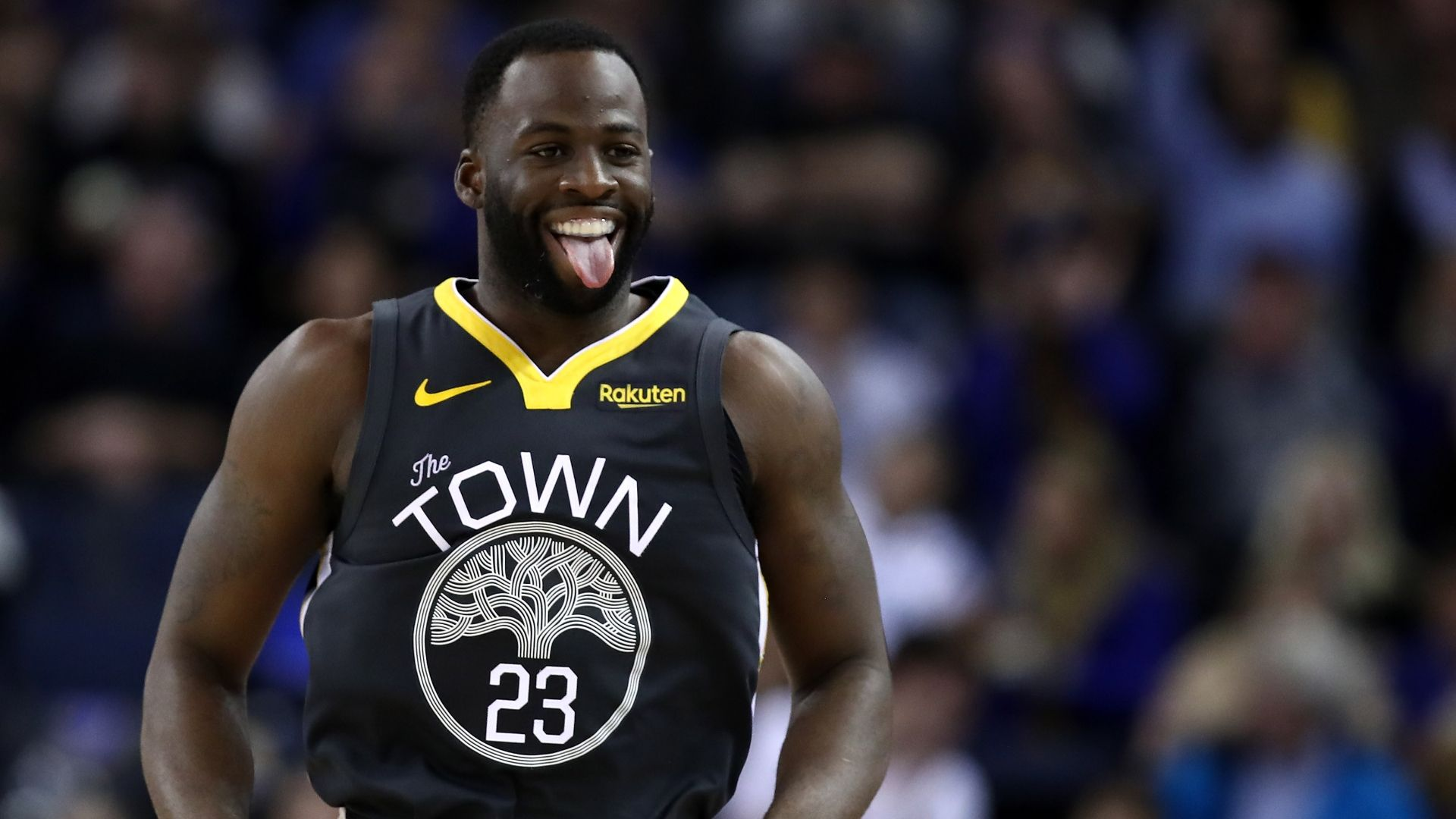 Draymond is Golden State's engine