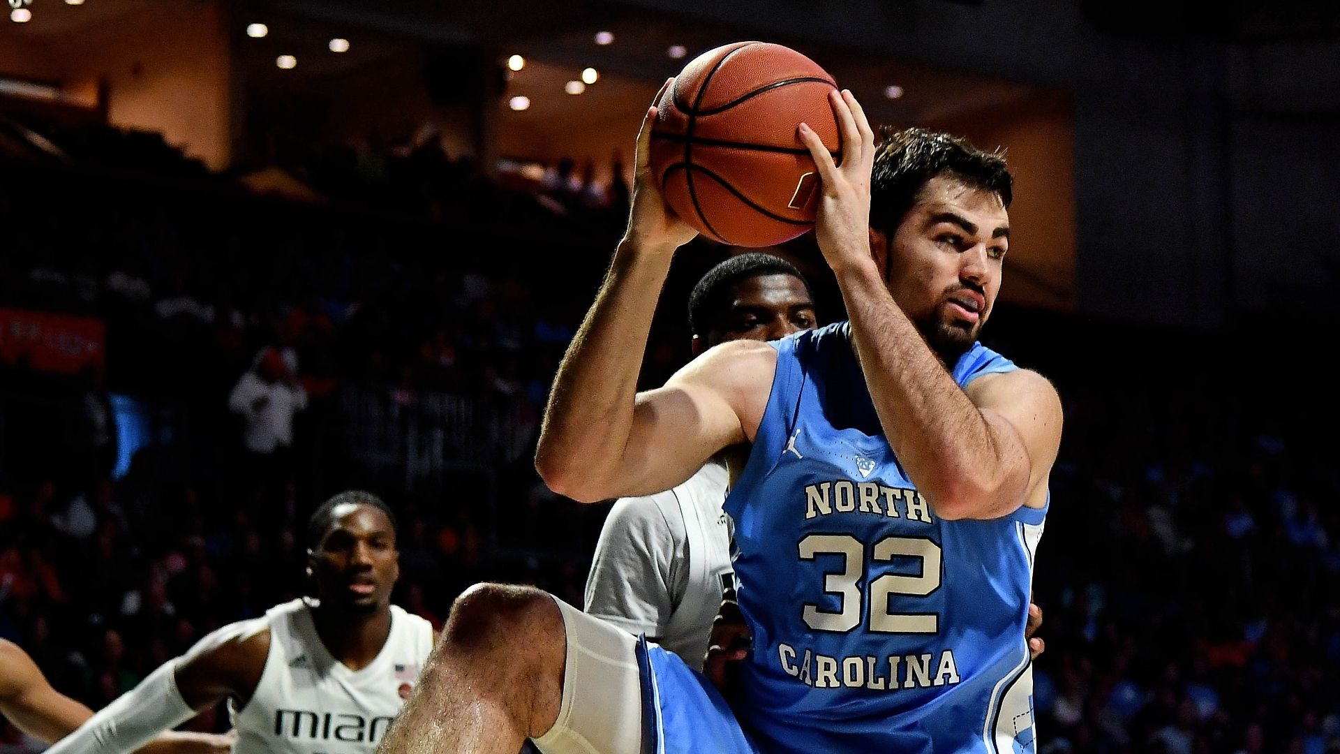 UNC takes down Miami