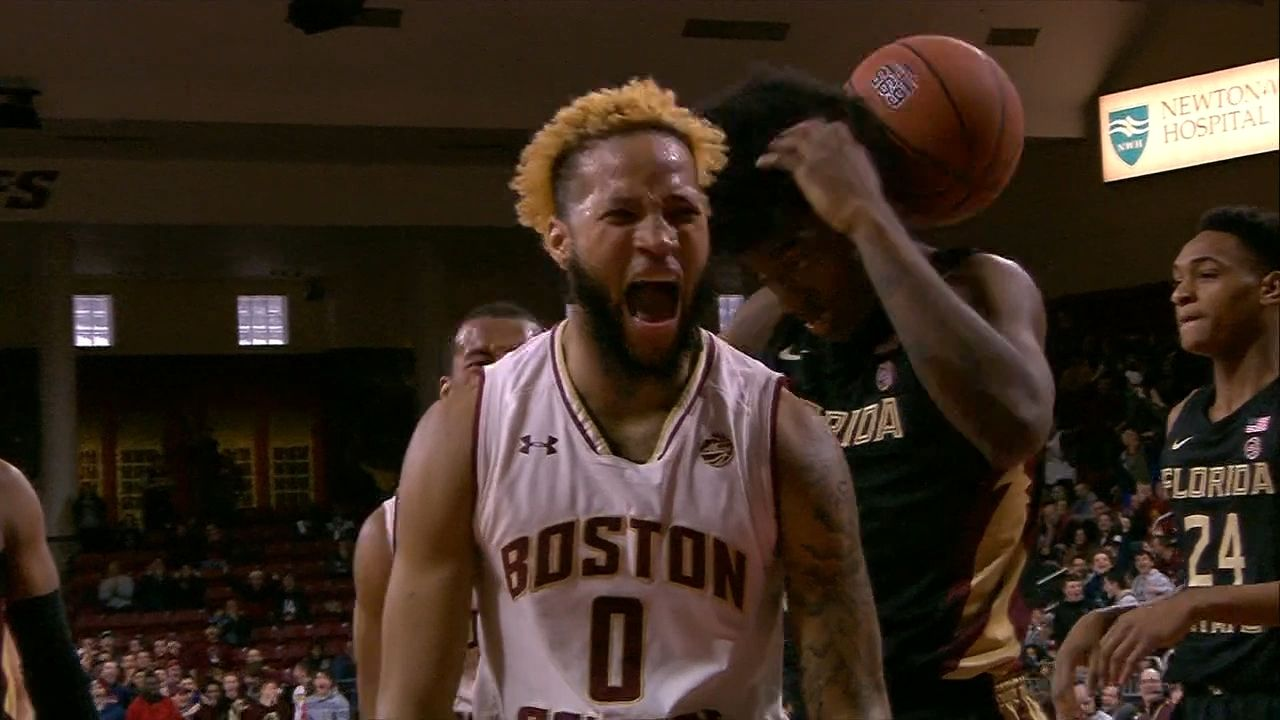 Bowman drops 37 to lead BC to first ACC win