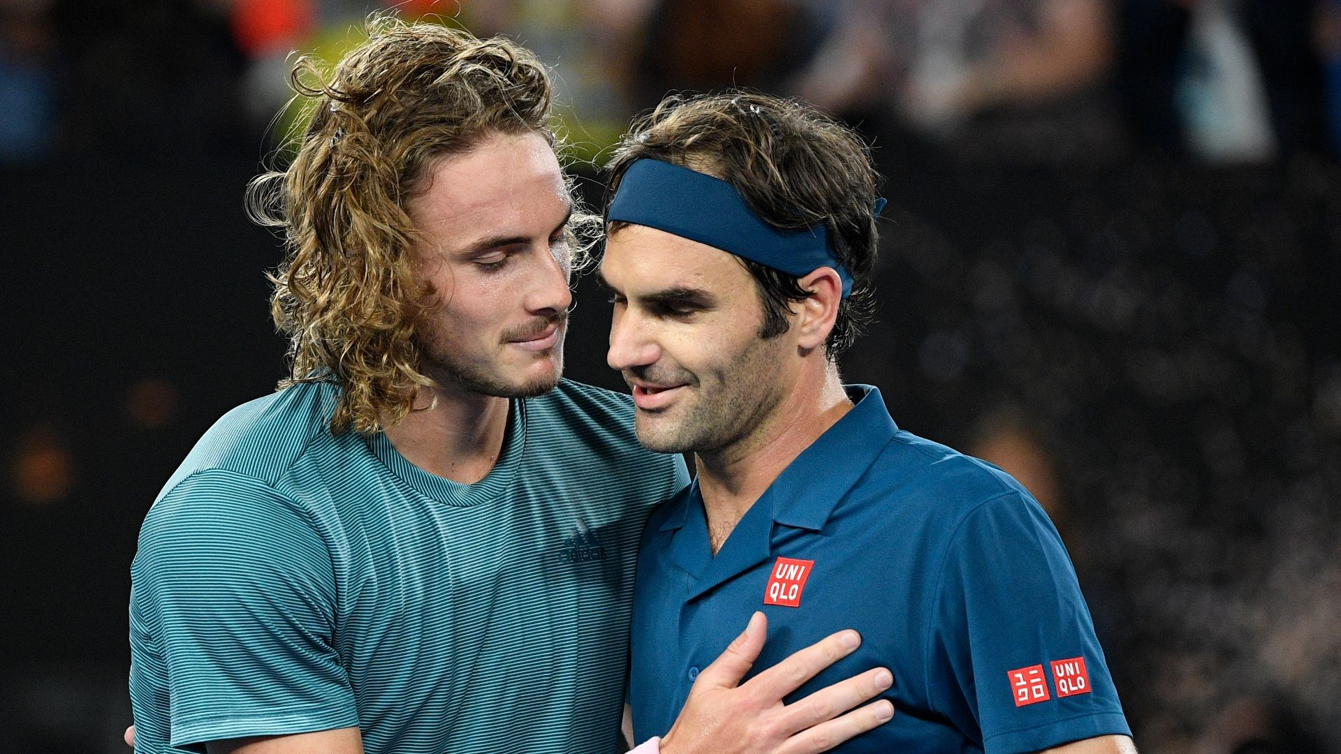 Federer upset by Tsitsipas at Australian Open