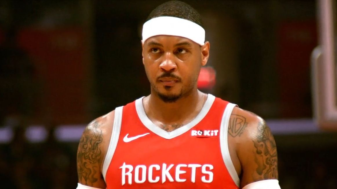 How will Carmelo's next move affect his legacy?
