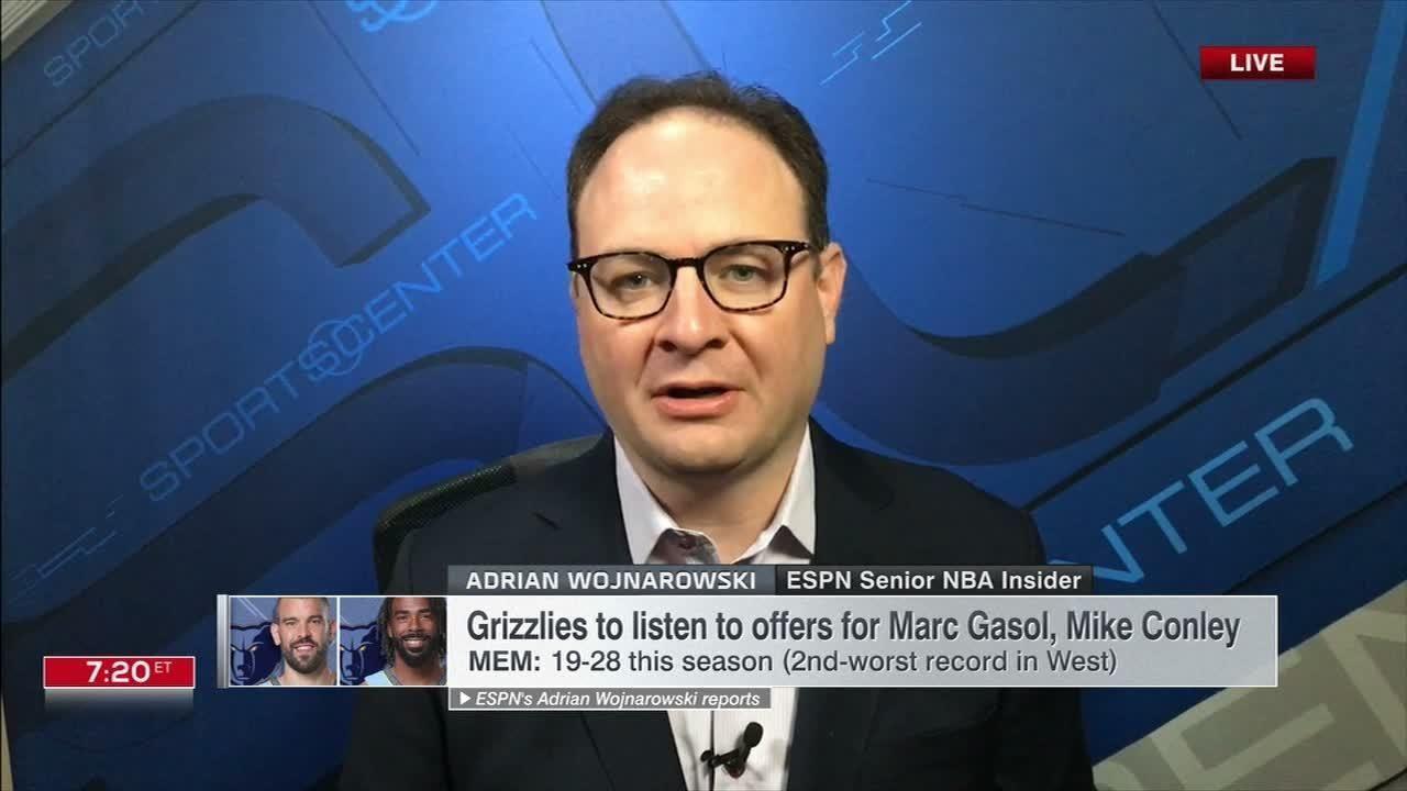 Woj: Grizzlies set to rebuild around Jackson Jr.
