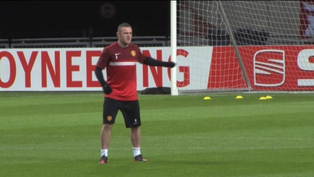 United reject Chelsea's Rooney bid