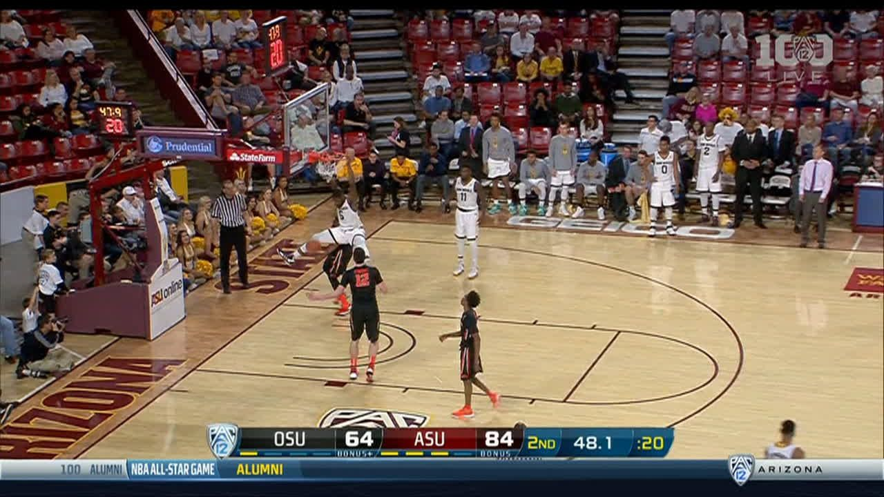 O. Oleka made Dunk. Assisted by A. Spight.