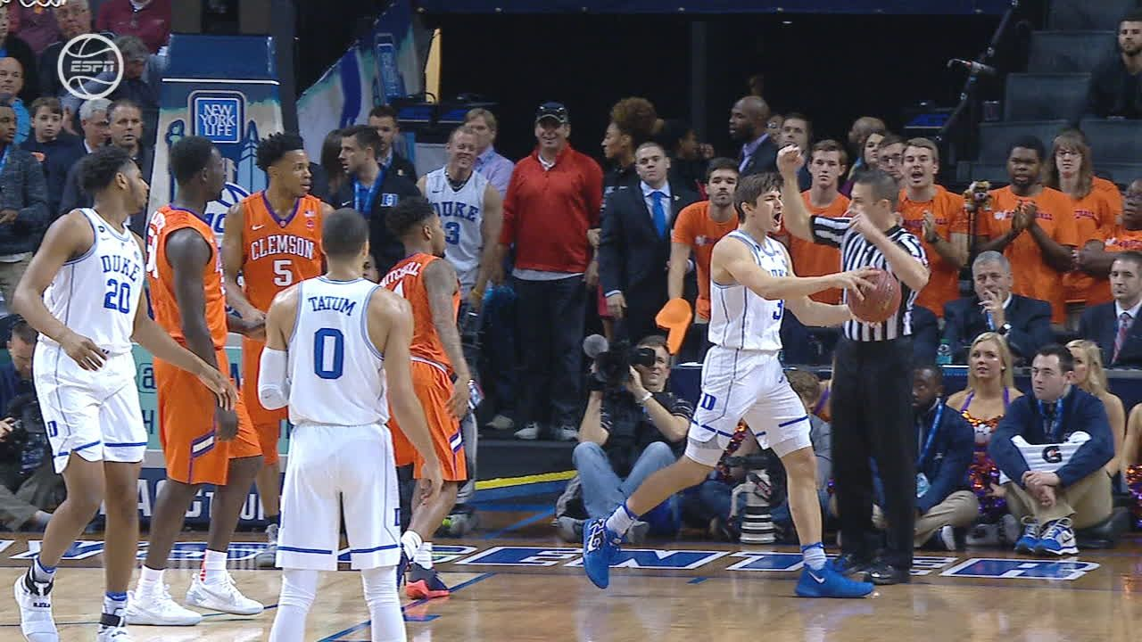 Allen's frustration leads to technical foul