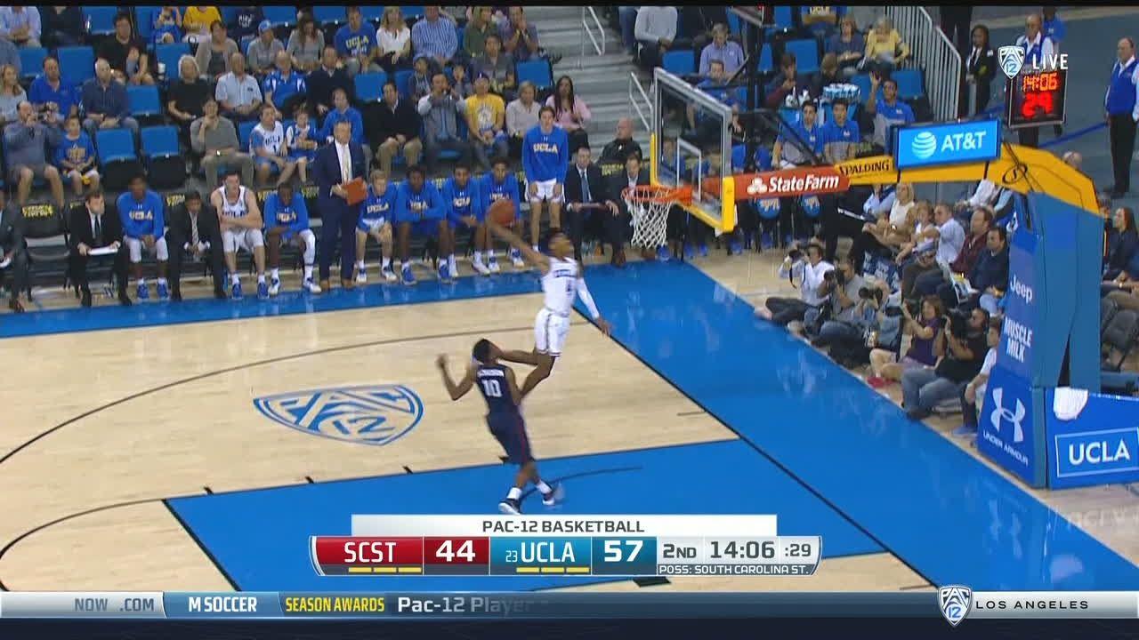 UCLA's Hands throws down monster jam