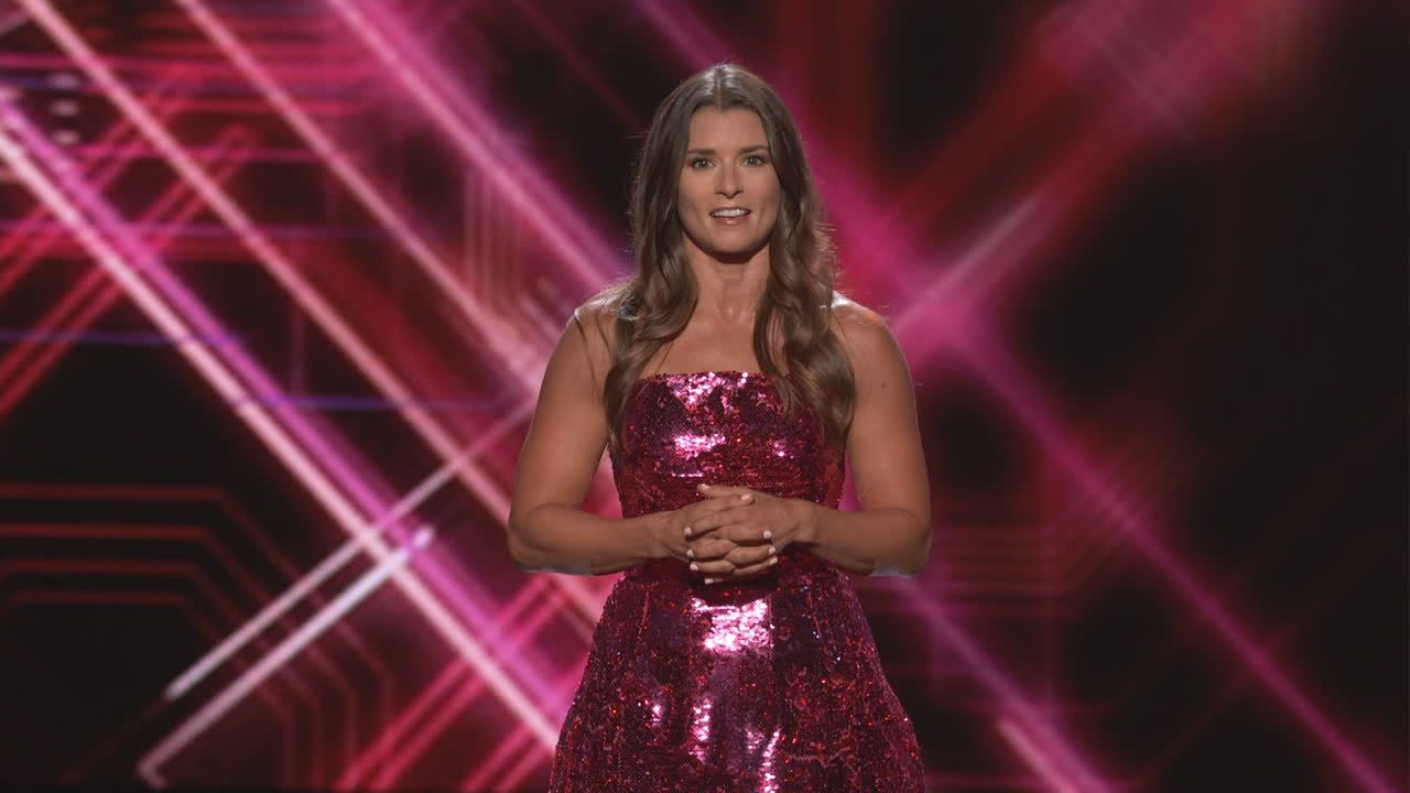 Danica brings out the jokes during 2018 ESPYS monologue