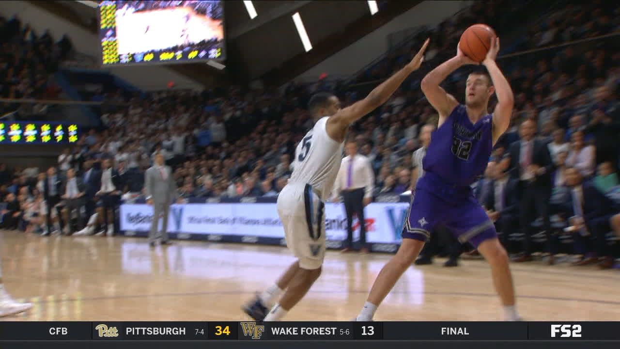 Furman's Rafferty seals game with turnaround jumper