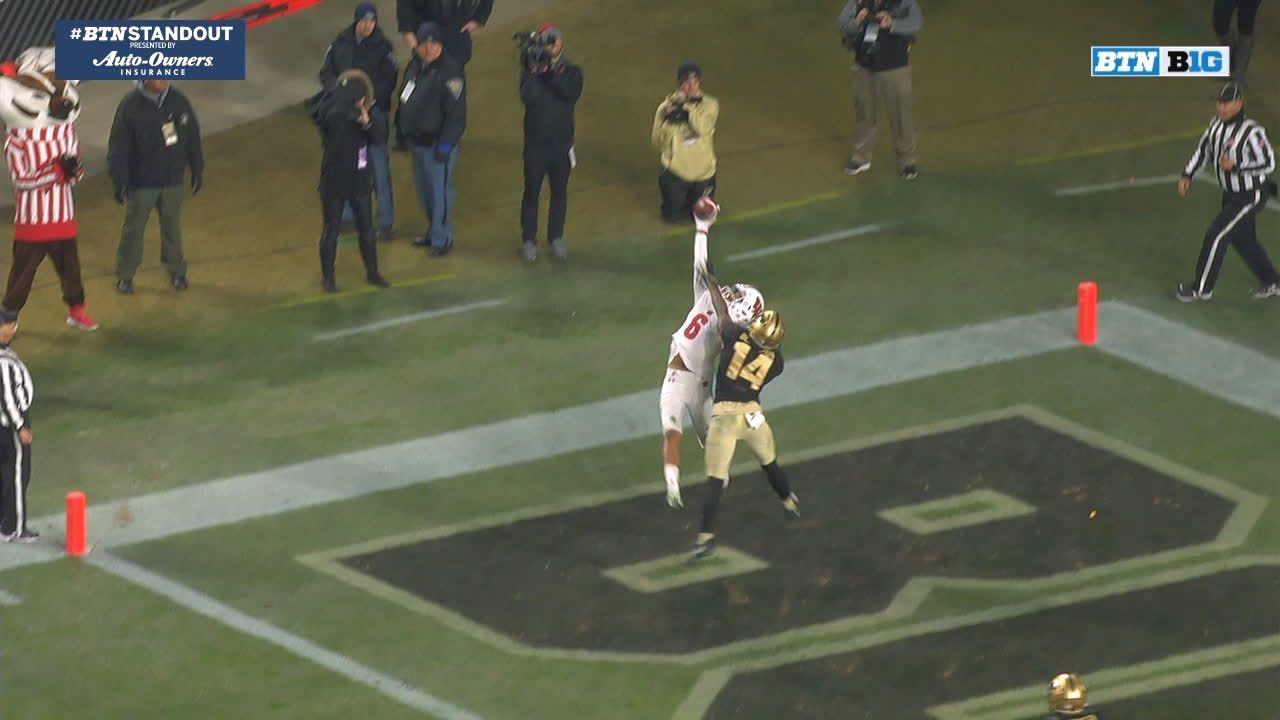 Davis goes full OBJ on spectacular 1-handed TD