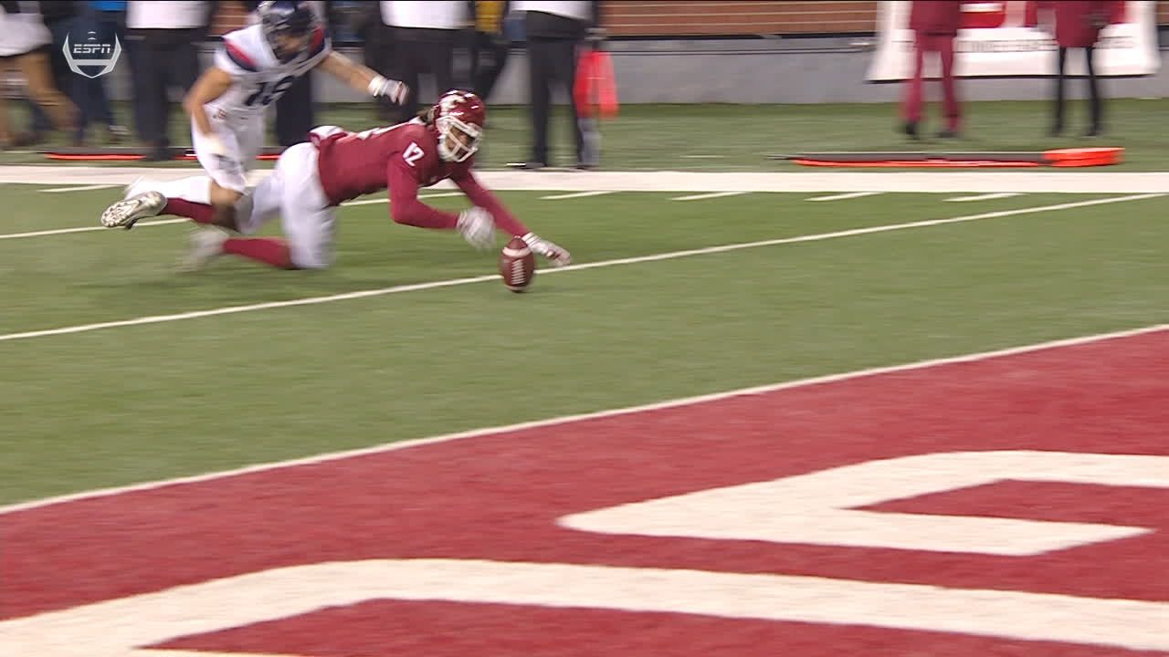 Cougars recover own kickoff for bizarre TD