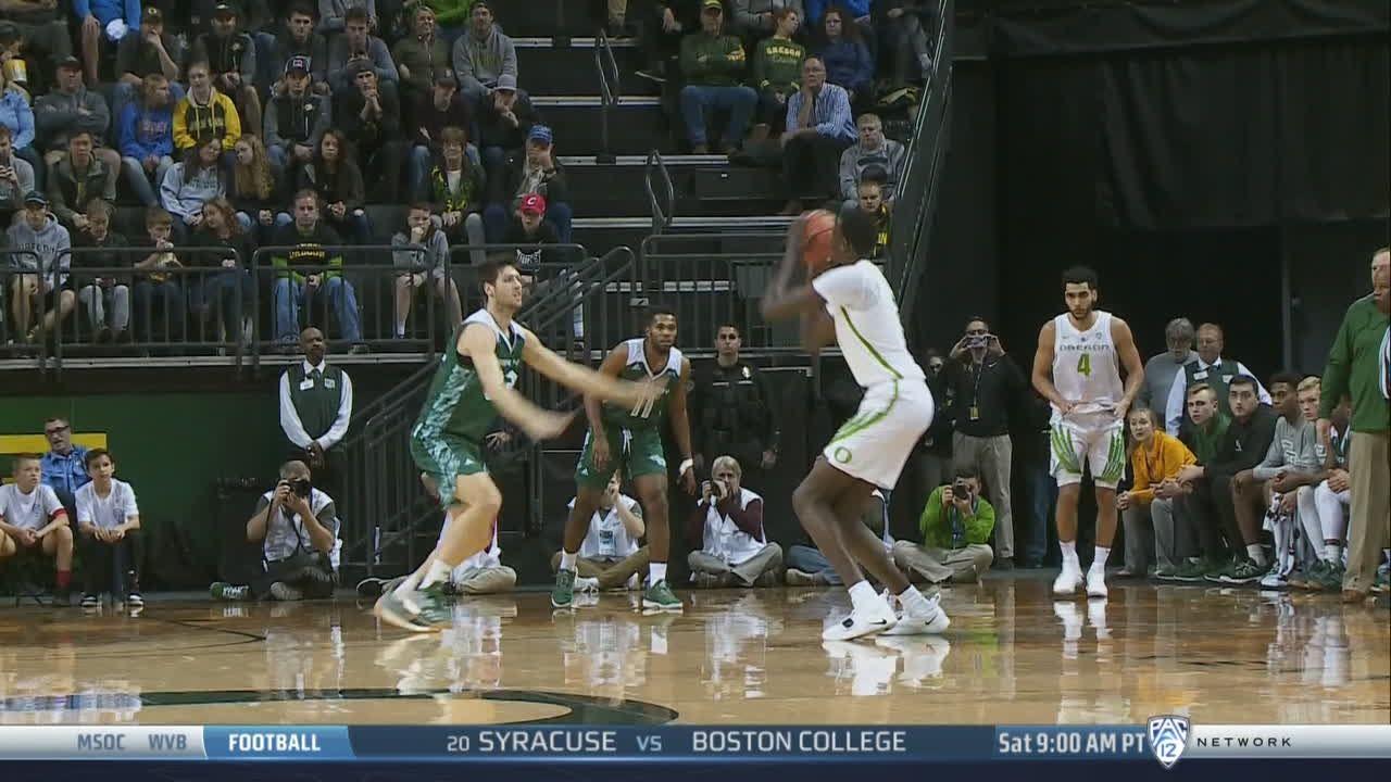 Bol Bol knocks down NBA-range 3