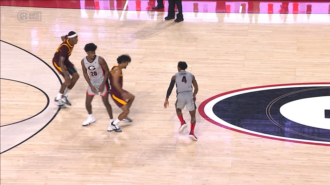 ASU's Martin flops to sell foul call