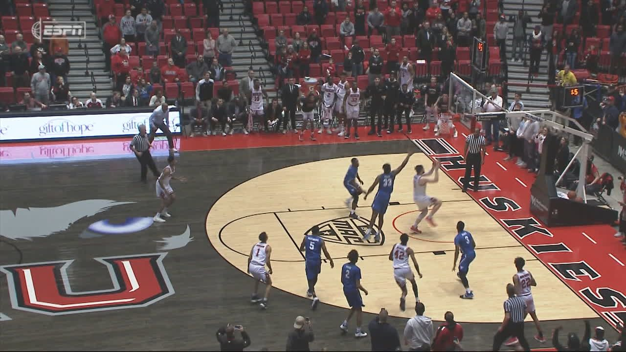 NIU upsets Buffalo on McCarty's game winner