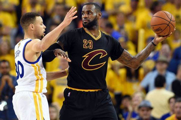 138d470d79c3 LeBron James  Can t compare me vs. Stephen Curry to classic rivalries