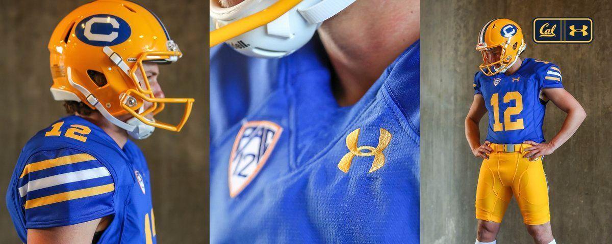 Cal, Under Armour reveal throwback Joe Roth uniforms | abc7news.com