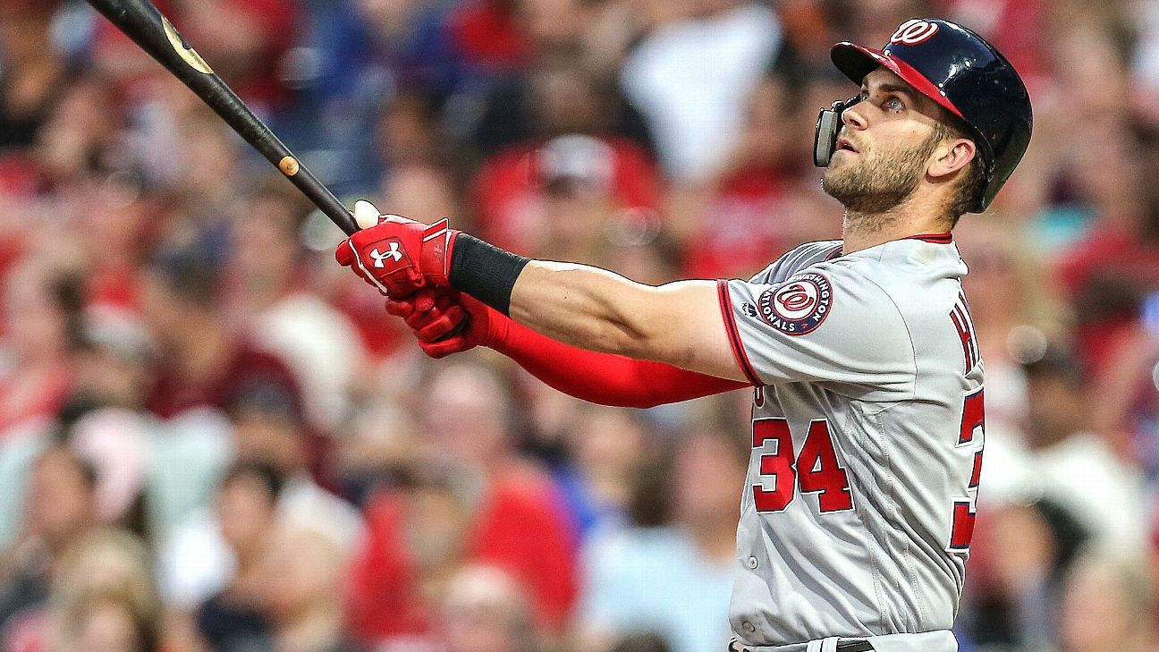 4a63c16608e Will Nats actually deal Bryce Harper and other deadline questions