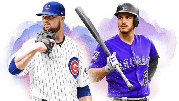 Image result for national league wild card game 2018