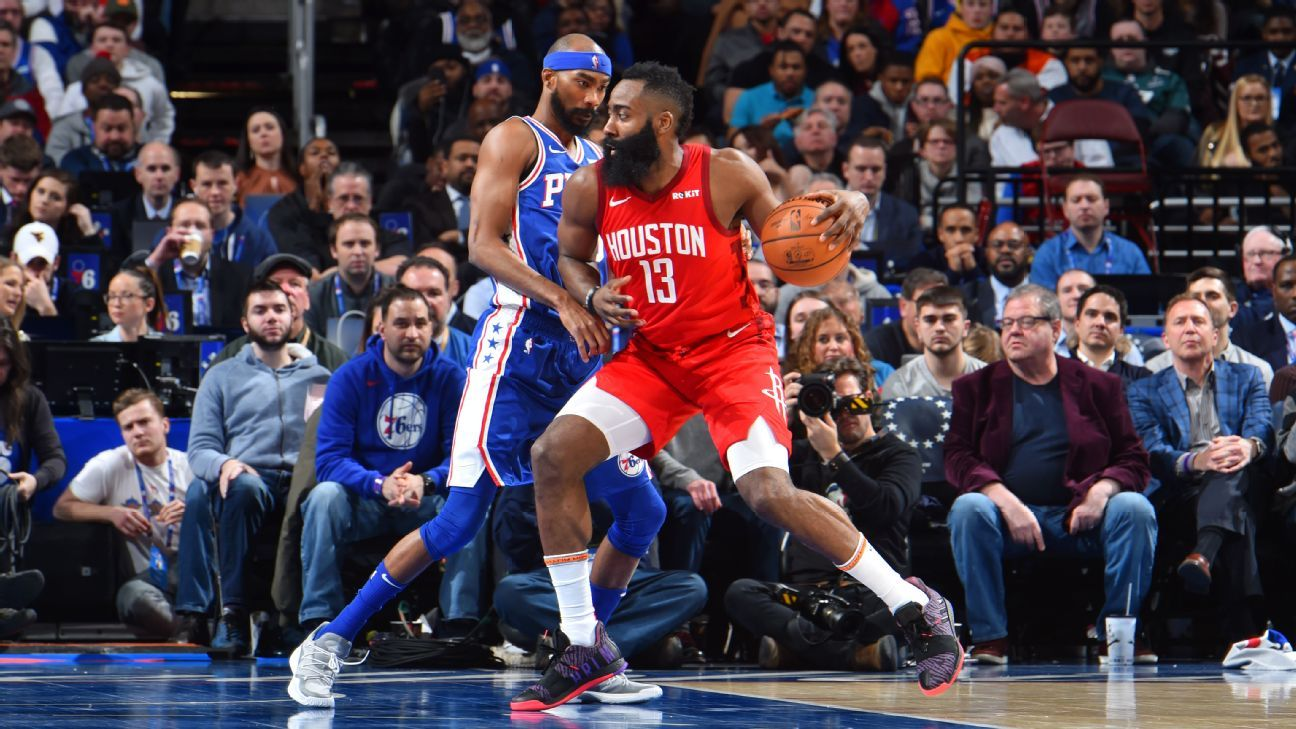 James Harden Reaches  Points For Th Consecutive Game