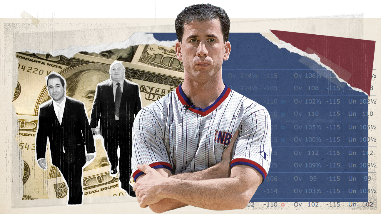 cf2091e76 How former ref Tim Donaghy conspired to fix NBA games