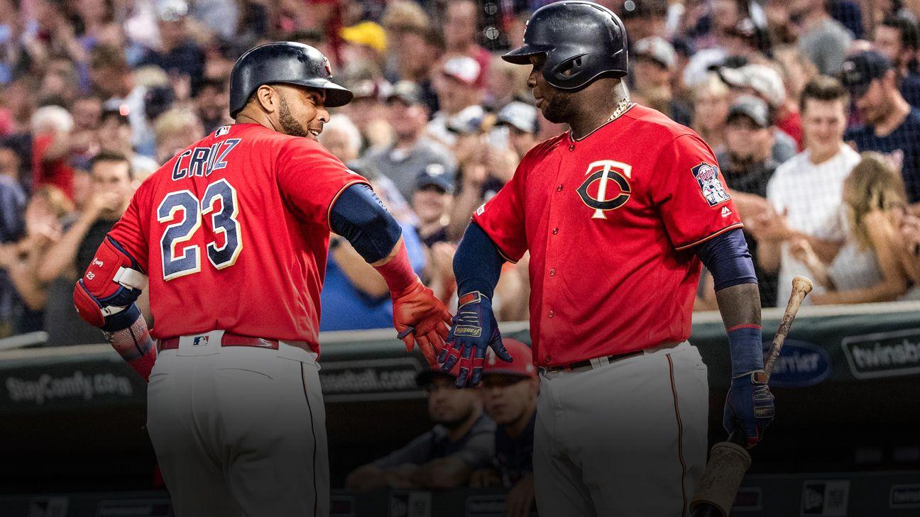 MLB - Major League Baseball Teams, Scores, Stats, News