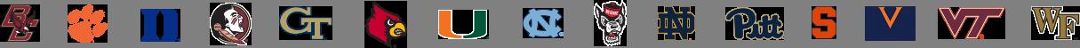 ACCN team logos