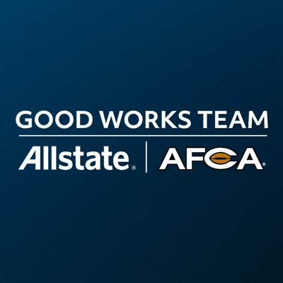 Allstate AFCA Good Works Team®